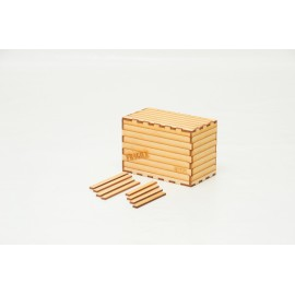 Wooden Freight Crate