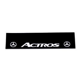Mercedes Mudflaps ( Long )