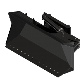 HMK 640WL - Side Dump Bucket